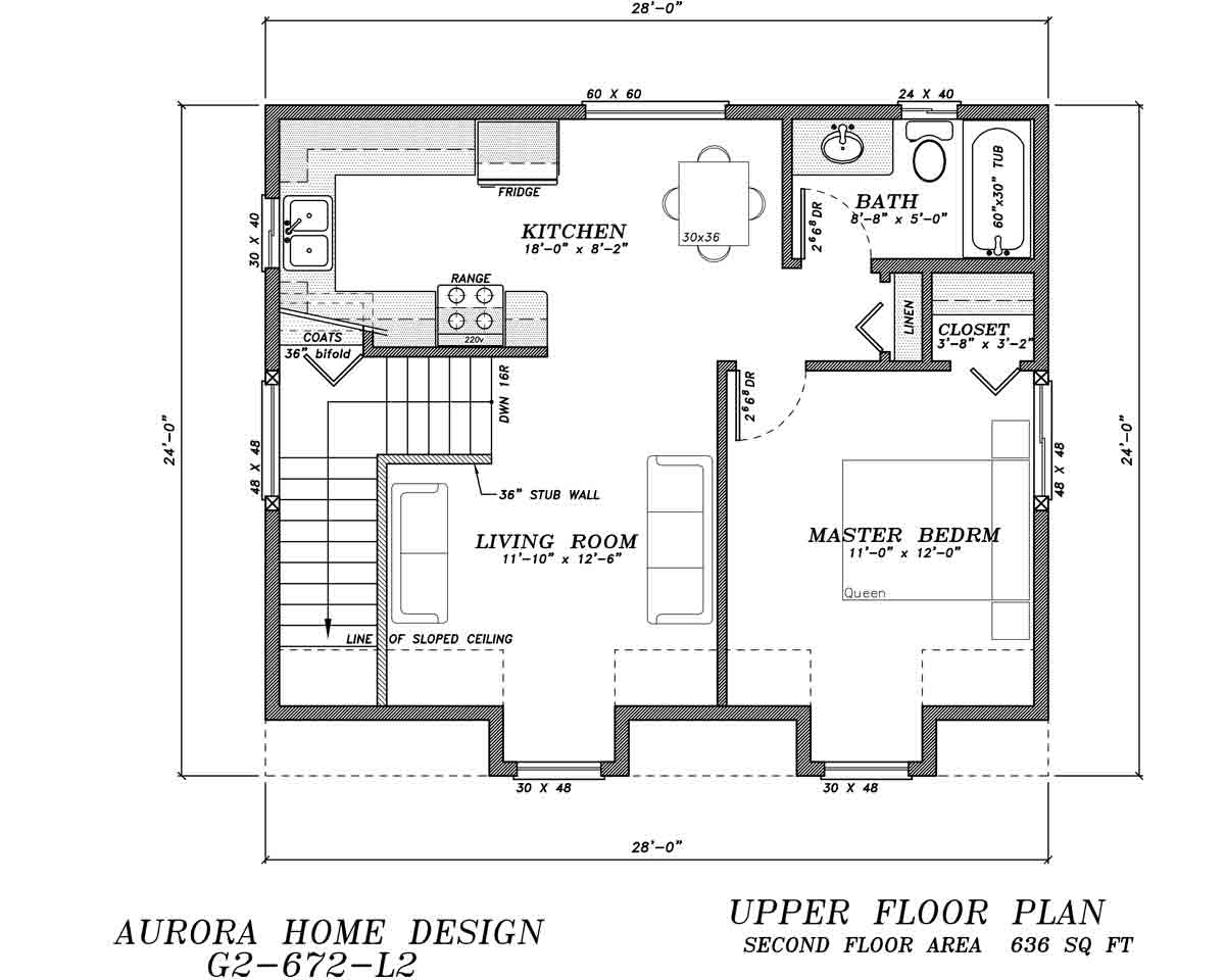 Wide Garage Suite with 1 Bedroom | Aurora Home Designs Edmonton