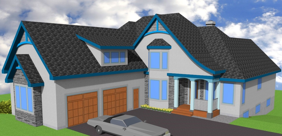 Aurora Home Designs Two Storey Plans