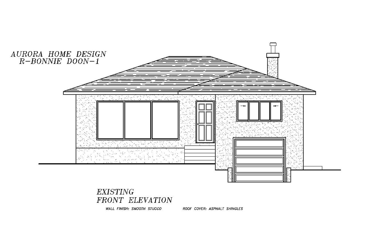 Bonnie Doon Renovation- Before