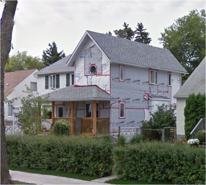 Westmount Renovation - During